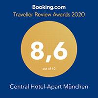 Apartment Hotel Munchen Central Hotel Apart
